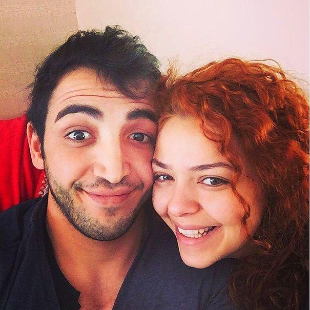 Karşınızda Volkan ve Melis Alaei çifti!