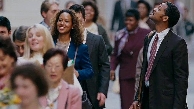 8. Umudunu Kaybetme / The Pursuit of Happyness (2006)