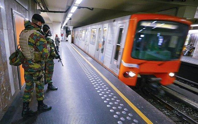 Brüksel Belediye Başkanı: Metrodaki patlamada 20 kişi öldü