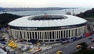 Vodafone Arena'nın Maliyeti 350 Milyon TL
