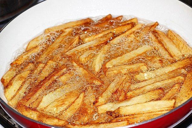 16. Patates Kızartması