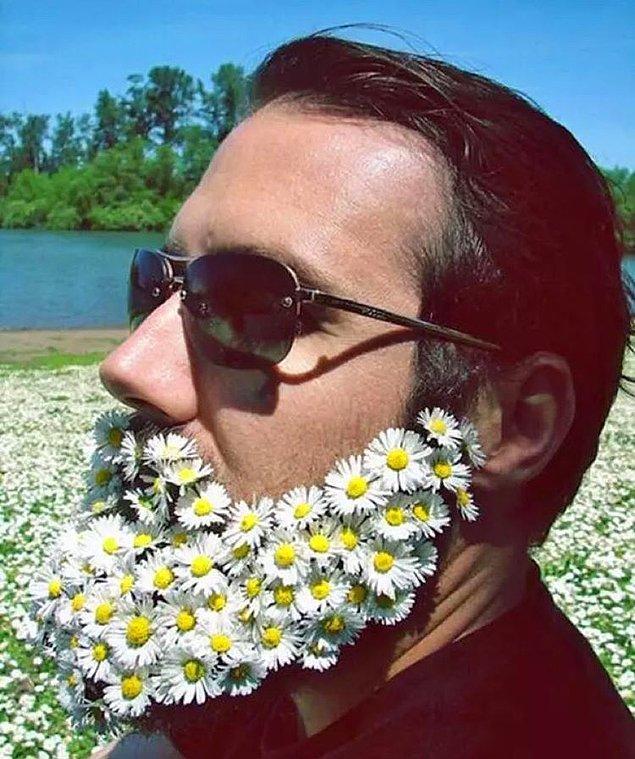 11. Minik olanlardan bir sürü çiçek kullanmak mümkün.