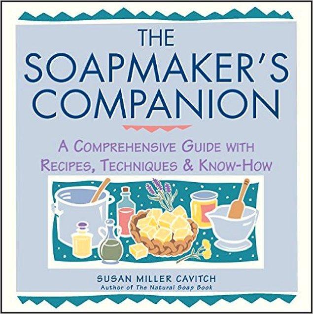 12. Nasıl sabun yapılır kitabı.