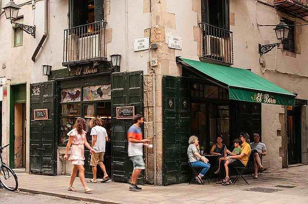 6. Karaköy'ün Barselona versiyonu: El Born.