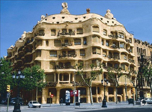 8. Barselona'nın ruhu: Antoni Gaudi