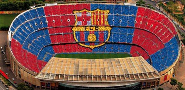 11. Messi'nin bastığı çime basmadan Barselona 101 tamamlanamaz!