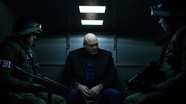 11. Sezon finallerinin en heyecanlı sahnesinde dizi bitirilmeyip o sezonun hikayesinin bitmesine izin veriliyor.