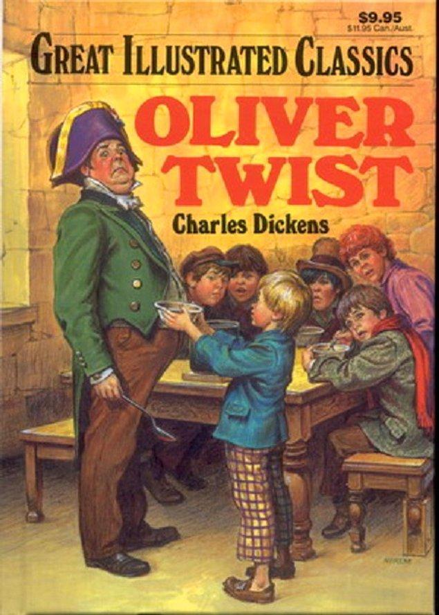 5. Oliver Twist