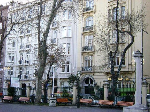 Şehirde bir apartman dairesi en güzeli