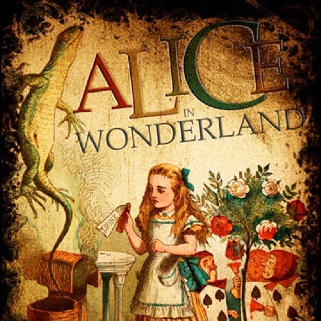 14. Alice Harikalar Diyarında