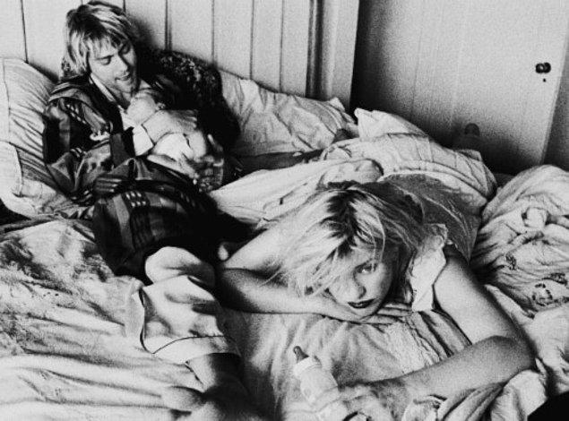 Kurt Cobain'in emanet bıraktığı bu genç kadının, özel hayatında da mutluluğu yakalamasını diliyoruz.