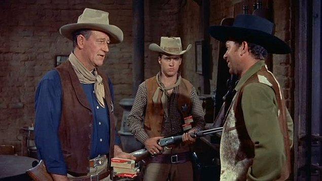 2. Rio Bravo (1959) - Kahramanlar Şehri