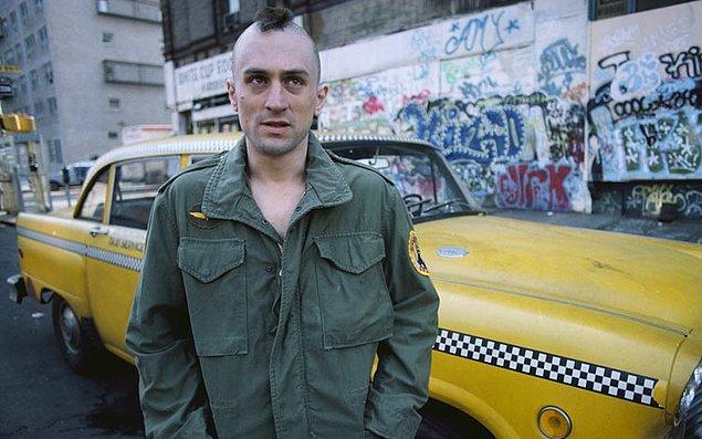 7. Taxi Driver (1976) - Taksi Şoförü