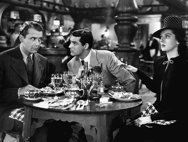 1. His Girl Friday (1940)