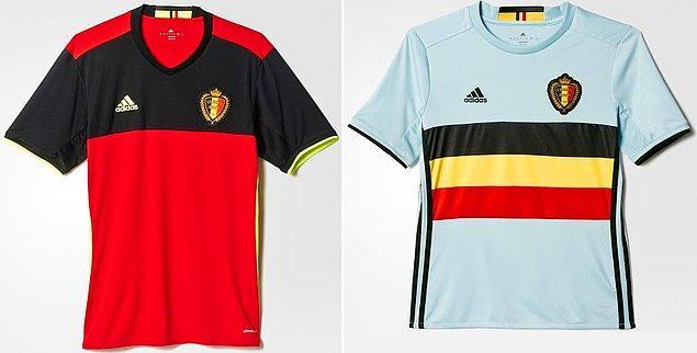 8. Belçika