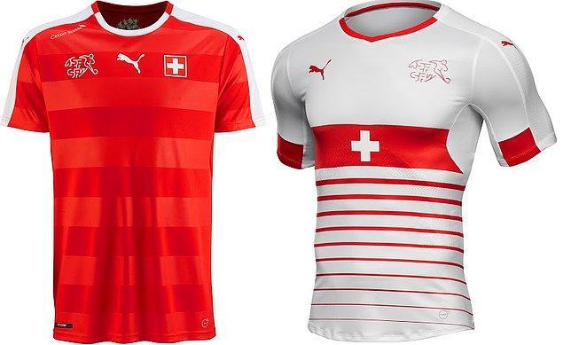 18. İsviçre