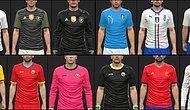 Yepyeni Formalarıyla Euro 2016'nın 24 Finalisti