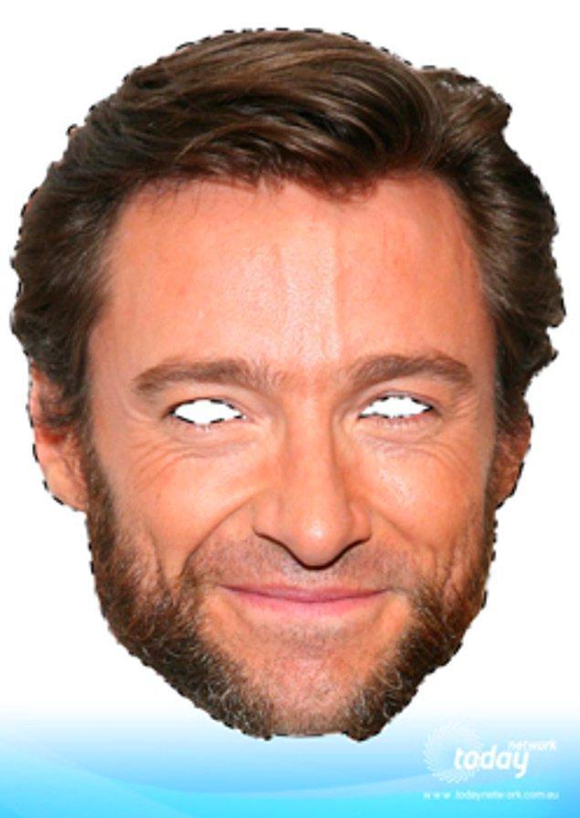 23. Ha, unutmadan; Deadpool'un maskesinin ardından çıkan Hugh Jackman maskesi mizahta zirve anıydı tabii ki. 😂
