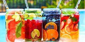 Vücudunuzu Meyve Yardımıyla Bahara Zıpkın Gibi Sokacak 15 Lezzetli Detoks Suyu
