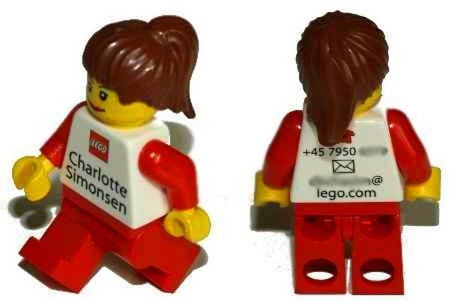 10. Hep iş, hep iş... Hiç oyun yok mu? Lego firması için durum böyle değil.