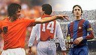 14 Maddede Sadece Futbolcu Değil Aynı Zamanda Futbol Filozofu Johan Cruyff