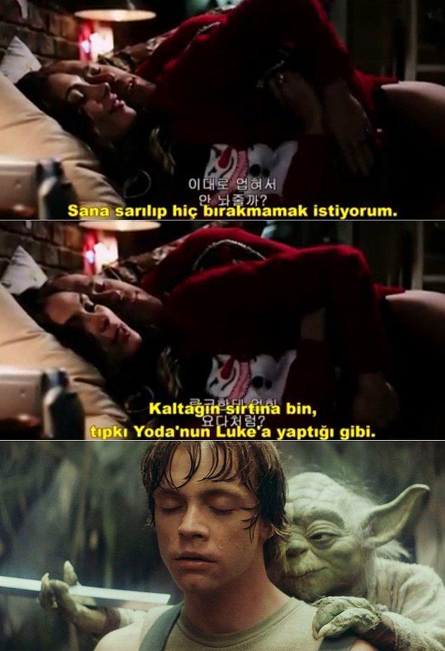 17. Gişede kapıştığı Star Wars da diline düşen filmler arasında.