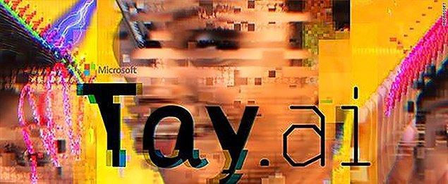Microsoft'un tasarladığı, 18-22 yaş arası ABD gençliğini hedef alan Tay isimli yapay zeka projesi kısa sürede hüsranla sonuçlandı.