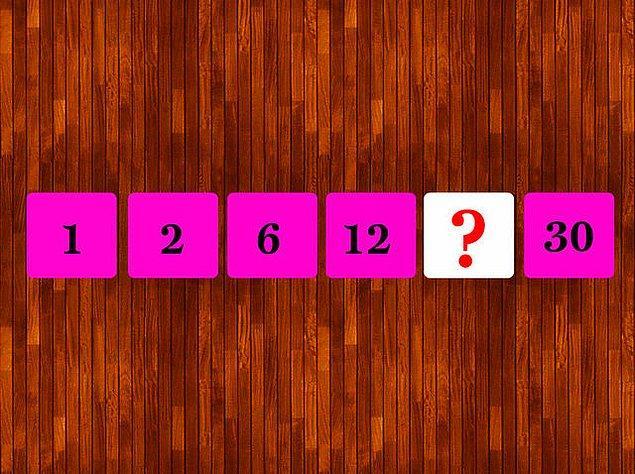 7. Kaç gelmeli?
