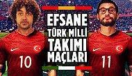 Efsane Türk Milli Takımı Maçlarını Bir de Bizden Dinleyin