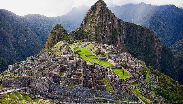 7. Peru ve Bolivya