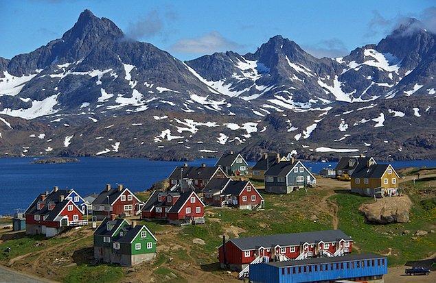10. Grönland