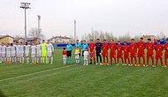 Genç Milliler İsviçre'yi 4-1 Mağlup Etti