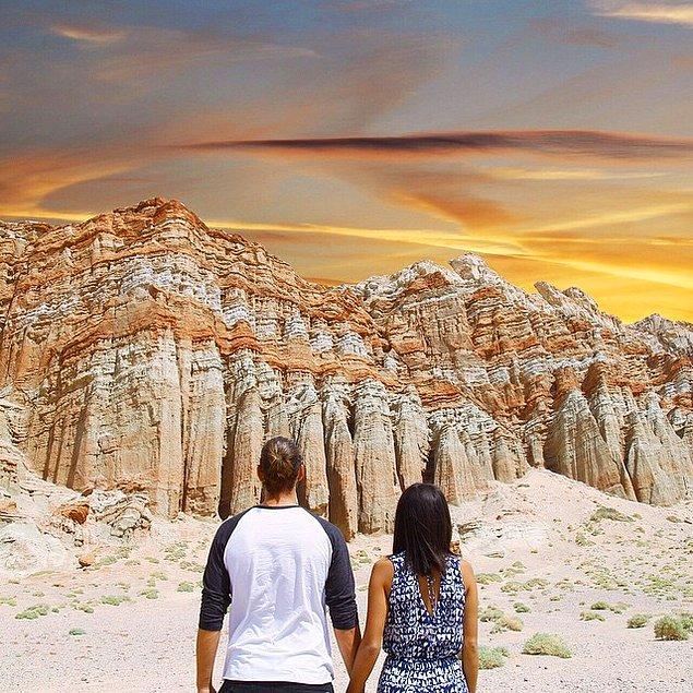 2. Bu sözün aklınıza uzun süredir beraber olan ve birlikte seyahat eden çiftleri getirmesi gayet normal.
