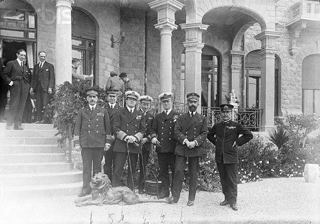 1. San Remo Konferansı