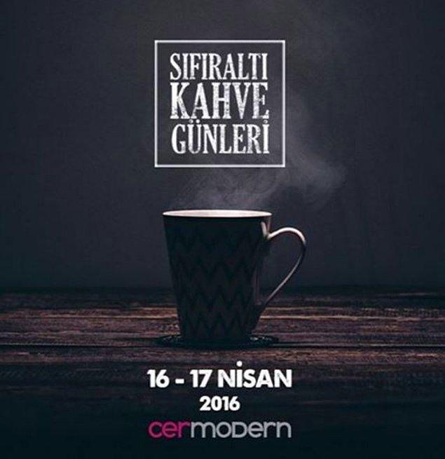Ankara'da da günlük hayatın önemli bir parçası haline gelmeye başlayan nitelikli kahve tutkusu seminerler, eğitimler, söyleşiler ve workshoplar ile ele alınarak Ankaralı kahve tutkunlarıyla buluşacak.