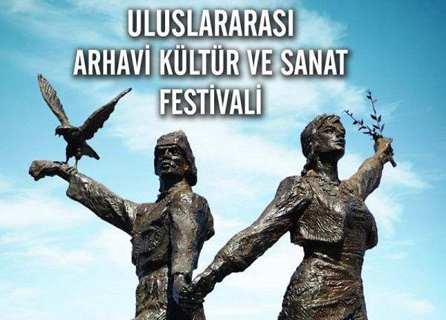 2. Uluslararası Kültür ve Sanat Festivali'ne katılmak ve doyasıya eğlenme şansı.