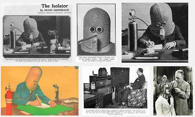 12. Nereden bakarsak bakalım, Isolator'ın zamanın çok ötesinde bir icat olduğu söylenebilir.