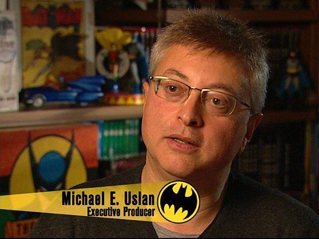 12. Batman filmlerinin prodüktörü Michael Uslan da bu hissi zaman zaman yaşayanlardan.
