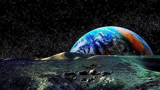 Uzaydaki İnsanlar Dünya Üzerinde Neyi Görürler?