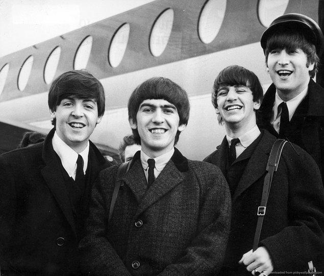 15. Beatles grubu, 1965 yılında kontratlarına ırk ayrımı yapılan mekanlarda sahne almayacaklarına dair bir madde koydurdu.