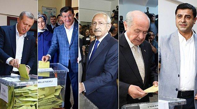 14. Siyasi liderler oylarını bakın hangi okullarda kullanacak? (Seçim özel)