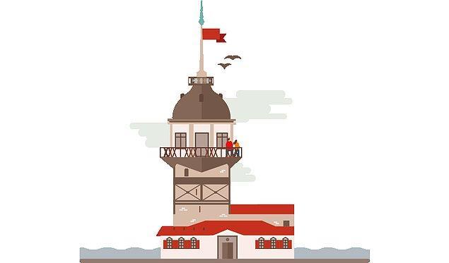 4. Kız kulesi
