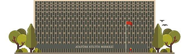 6. Atatürk Kültür Merkezi