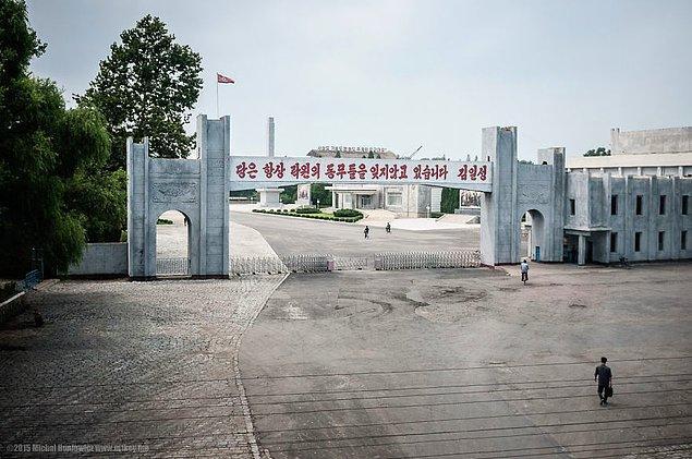 7. ''Kore İşçi Partisi, aynı yola çıktığı yoldaşlarını asla unutmayacak!''