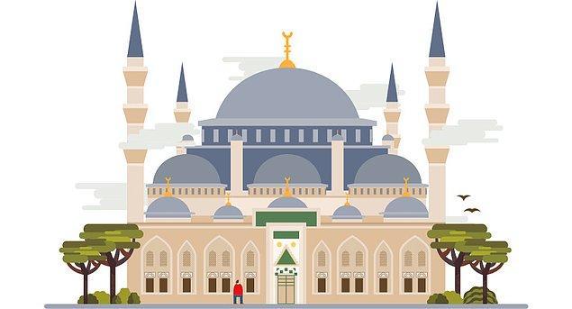 12. Sultan Ahmet Camii