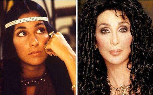 4. Cher