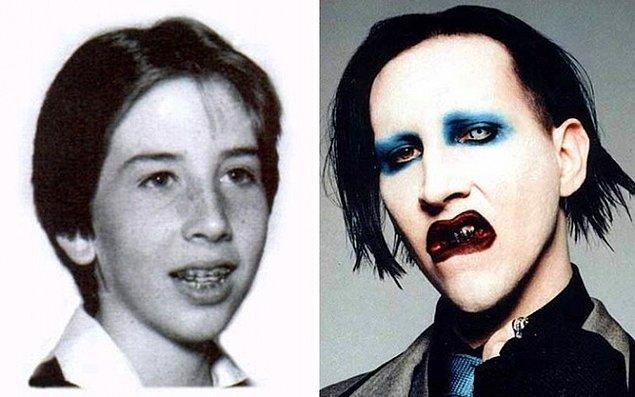 14. Marilyn Manson