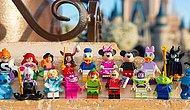 En Sevdiğimiz Disney Karakterleri Lego Olmuş Geliyor!