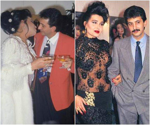 Diva, en uzun ilişkisini Birol Gürkanlı ile yaşadı.