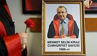 Savcı Mehmet Selim Kiraz İçin İstanbul Adalet Sarayı'nda Tören